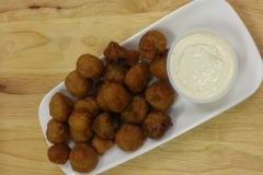battered-mushrooms-with-horseradish-sauce